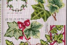 Crossstitch Plants