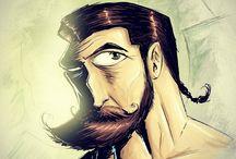 Character Design / by Framerender Studio