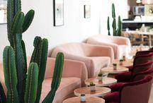 Interiors Restaurants / Stores