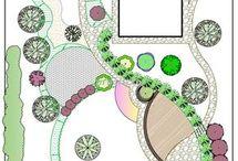 Планы садов