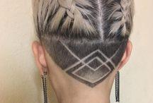 hair tatto