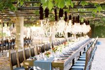 Outdoor entertaining / by Kristina Wilson