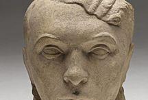 Sculture. Statue