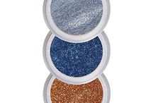 Makeup For Blue Eyes / Natural, Mineral, Vegan, Cruelty Free, Handmade Makeup by Orglamix! These eyeshadows pair perfectly with blue eyes, browse our collection below and see more irresistable shades at orglamix.com