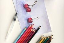 My drawings & sketches