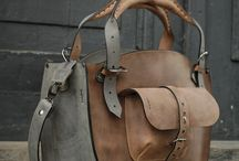 More leather bags