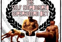 The Self Empowered Superhuman Diet Book