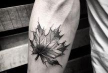 Tattoo-Ellenbogen