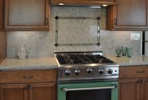 Appliances / Capital (+ custom paint), Dacor, Liebherr, Miele, Sharp, Thermador, KitchenAid