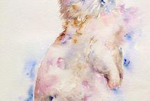 Peintre animaux