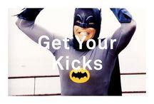 Get Your Kicks / Internet LOLs