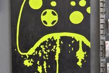 Videogames Art