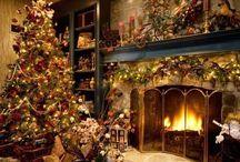 Christmas / by Melissa Gustafson