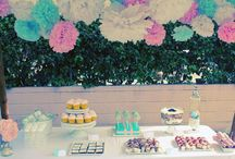 BABY SHOWER / by Valerie Sunsin