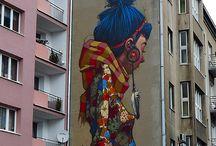 Walls, Murals & Street Art  / by Cindy Joubert-Kelly