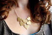 Necklaces, pendants, anklets / by Kathleen Schoolcraft Ortiz