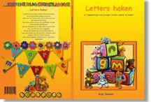 Boek Letters Haken