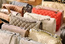 Handbags and purses / by Sneha Kadaba