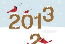 Happy New Year 2013 / by Andrianna Linder