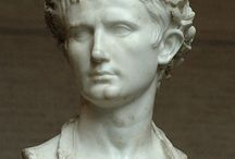 Roman Portrait Busts / by Joe Utman