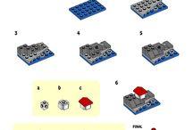 Lego step by step