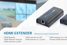 Audio Video Extender / Shop online for Audio Video Extender at HDgenius.net. Browse our huge selection of HDMI, VGA, DVI BNC KVM USB Extender & more Today! Don't Wait, Order Now & Save!