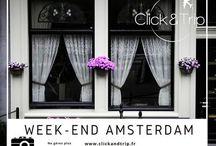 Lieux à visiter à Amsterdam
