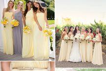 bodas color amarillo