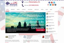 Philadelphia PA | American Best Locksmith / Looking for a locksmith in Philadelphia? Well then look no further American Best Locksmith's Philadelphia Locksmiths have you covered for any locksmith service you may need. We are a mobile locksmith company that operates in Philadelphia as well as the surrounding area.