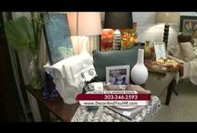 Interior Decorating Related Videos / by Decor & You -Colorado