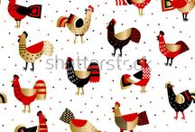 red rooster year