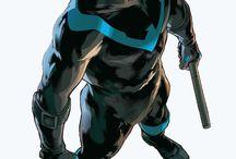 Nightwingشاهین ابی