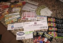Coupons / Save money