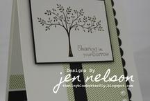 cards/SU / by Nanette Barton