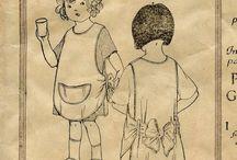 retro oblečenie
