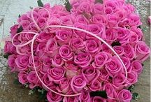 Valentines Heart Shape  Arrangement  / If you want to propose you're beloved on this Valentine's Day then just give her Heart Shape Arrangement. Floristsinindia.com offering special Heart Shape Arrangement especially for Valentine's Day. These heart shape arrangements express all you're feeling which you can't describe . / by Florists In India