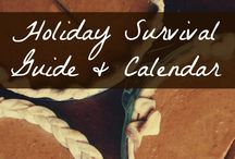 Holiday Planning / by Adriann Downes