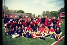 LC Women's Soccer Team / by Lynchburg College