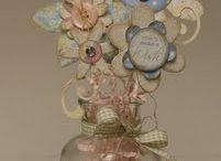 Handmade flower ideas