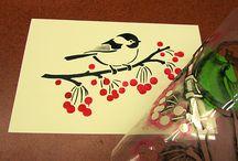 Print & stencil