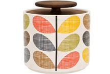 Orla Kiely / Beautiful things from Orla Kielys collections that you can find in our store or webshop.