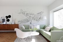 wallpaper / cool wallcover design