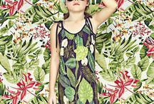 KLR 321- Tropical Paradise, Kids Collection