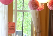 Baby and Bridal Showers