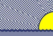 Roy Lichtenstein / Roy Lichtenstein was an American artist who redefined the Pop Art aesthetic