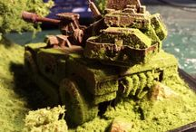 The Art That I Do: Models and Dioramas
