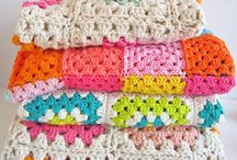 crochet / All kinds of handmade crochet projects and stitches