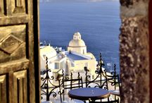 Fehér es kék görög szigeten / Örök napfény