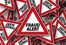 Scam scares / Page and posts from my website www.secureyourfuturewithus.com about scams