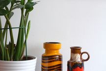 Pottery and glass ideas
